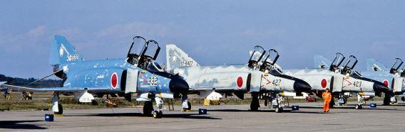 305 Sqn F-4EJ 1981