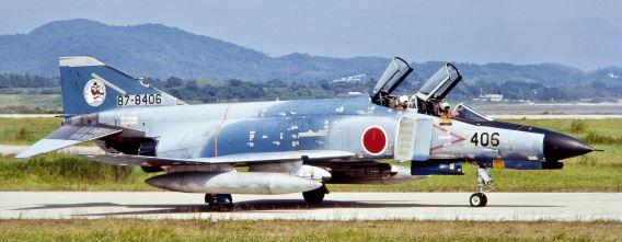 F-4EJ 304Sqn 1983