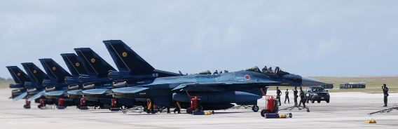 6th Sqn JASDF Guam