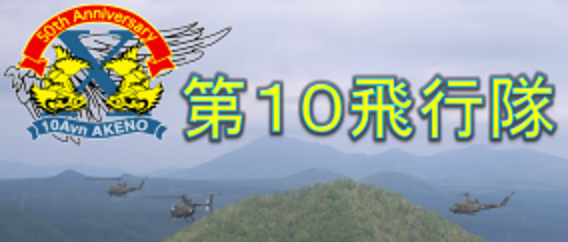 JGSDF 10th AvSqn badge