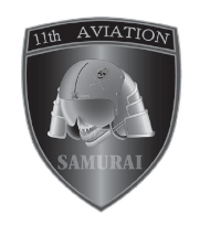 11th AvSqn JGSDF badge