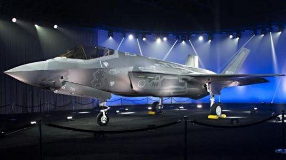JASDF F-35 rollout