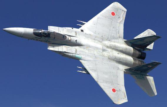 304 Sqn F-15J