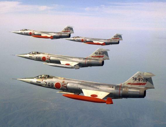 201 sqn F-104Js