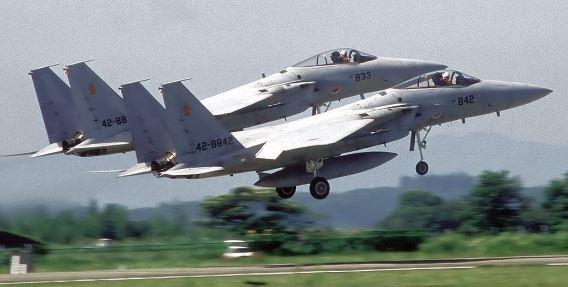 202 Sqn F-15J