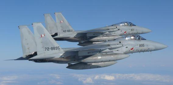 203 Sqn F-15J