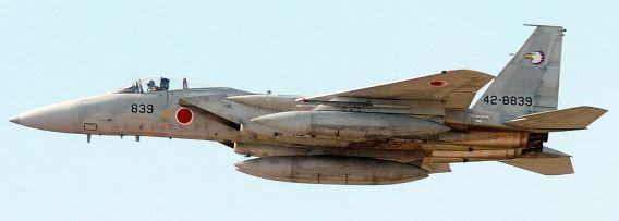 204 Sqn F-15J