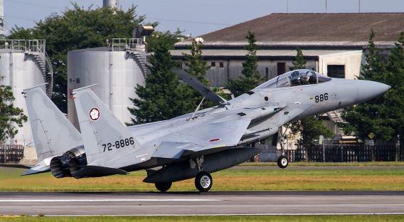 JASDF 305th F-15J  Yokota