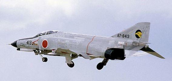 306Sqn F-4EJ 1986