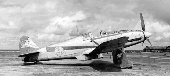 Ki-61 at Ashiya