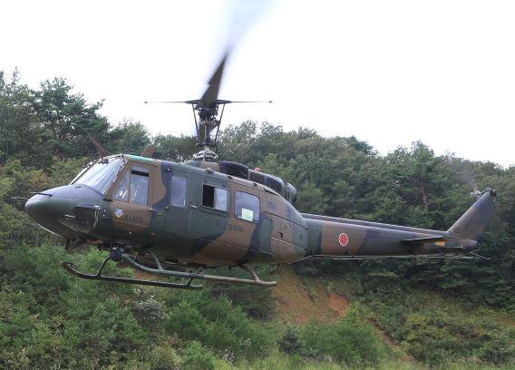 JGSDF 6thAvDiv UH-1J