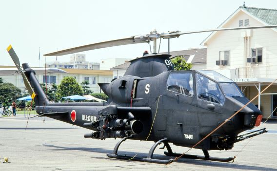 JGSDF AH-1S Yokota