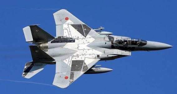 Aggressor F-15DJ 92-8070
