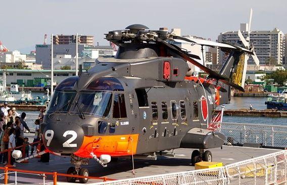 CH-101 Kobe 110924