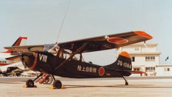 12th AvSqn L-19 JGSDF