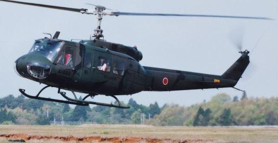 JGSDF UH-1H Takayubaru