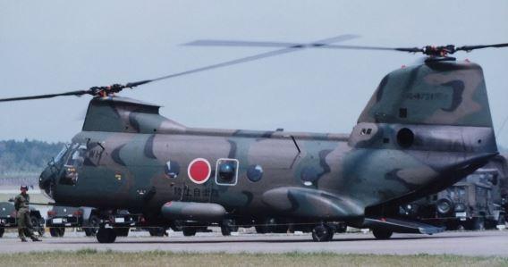 JGSDF KV-107II Takayubaru