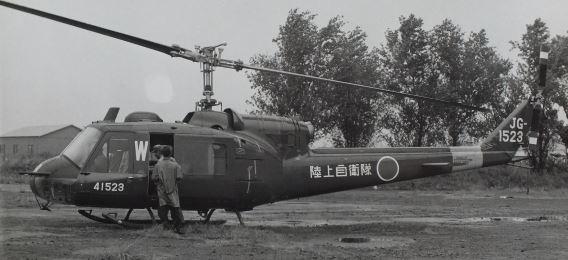 JGSDF UH-1B Oita