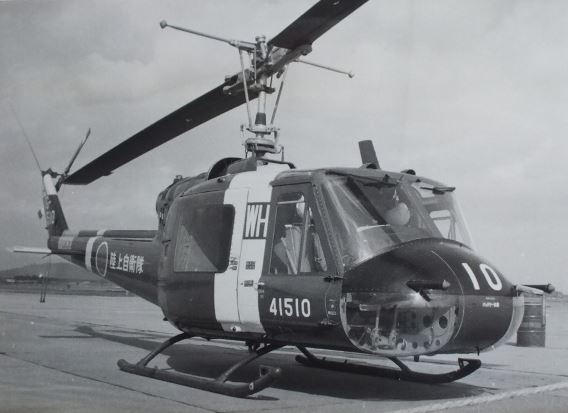 JGSDF UH-1B Tsuiki
