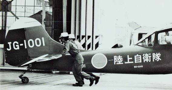 JGSDF 13th AvSqn L-19A (2)