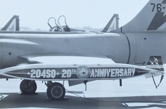 JASDF 204th Sqn 20th anniv