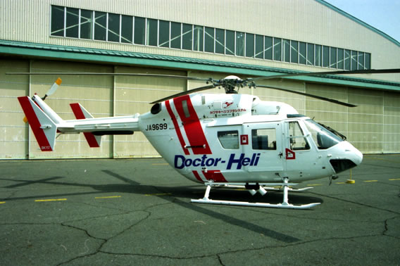 Doctor-Heli Network