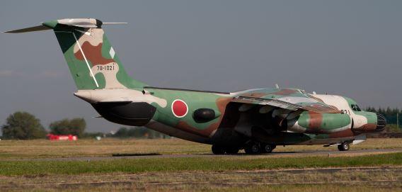 JASDF EC-1 Iruma