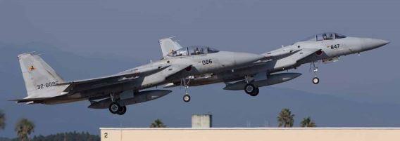 F-15J 23rd Sqn JASDF