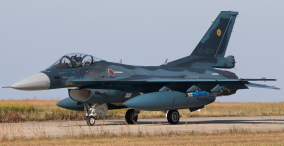 JASDF Tsuiki F-2A
