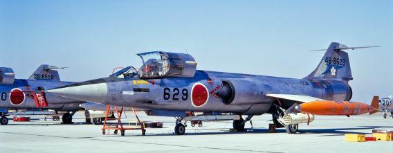 F-104J 206Sqn 1973
