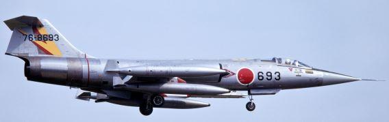 F-104J 202Sqn June 1982