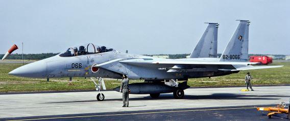 F-15DJ 201Sqn 1989