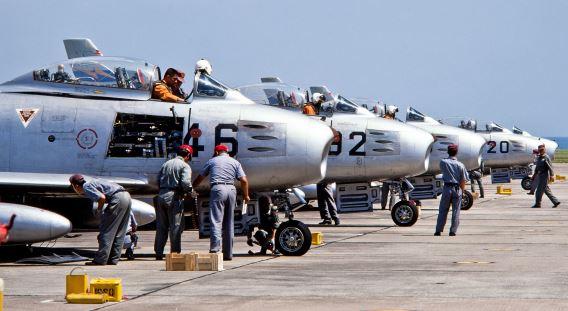 F-86F 10Sqn JASDF