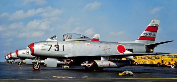 F-86F 3rd Sqn JASDF
