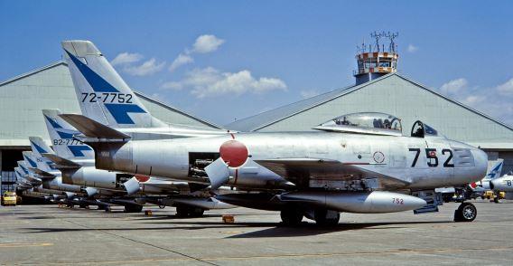 F-86F 7Sqn JASDF