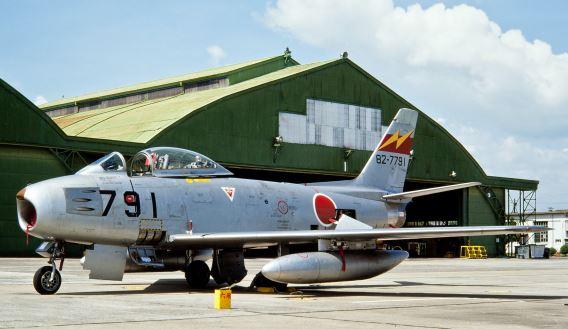 F-86F 6Sqn JASDF