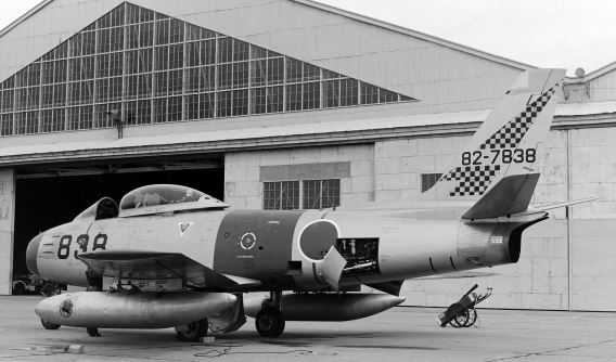 F-86F Matsushima Det.