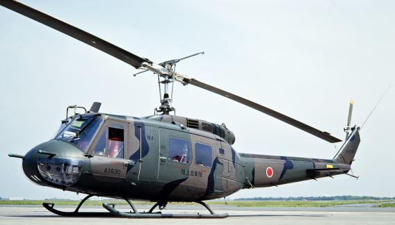 JGSDF UH-1H Misawa