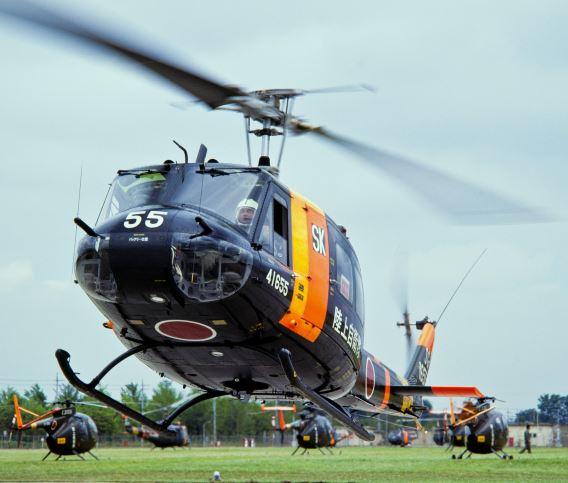 JGSDF UH-1H Kasumigaura