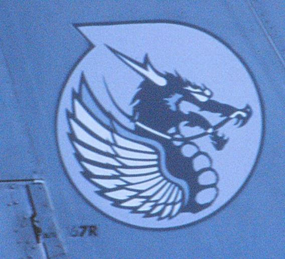 303rd sqn JASDF marking