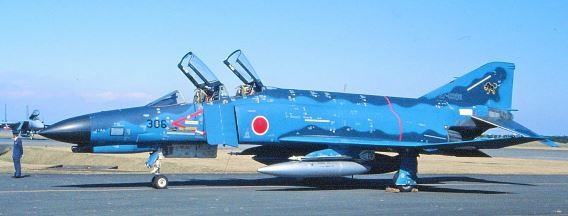 8th Sqn JASDF F-4EJKai