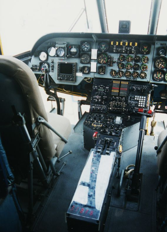 jgsdf kv-107 cockpit