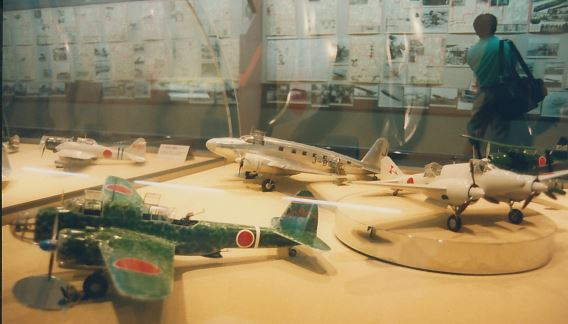 Nagoya museum models