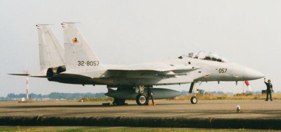 23Sqn F-15DJ