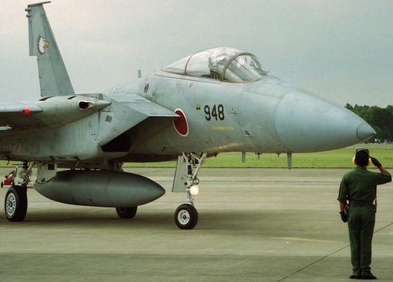 f-15j salute