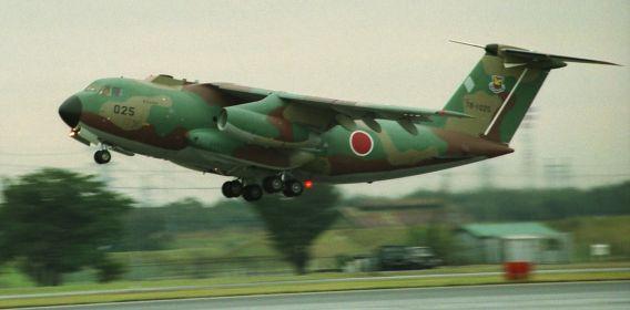 c-1 takeoff