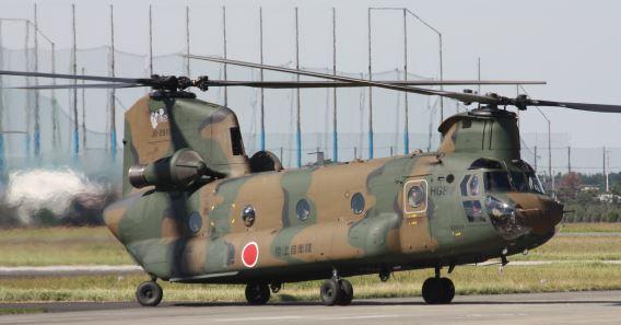 104th Sqn JGSDF