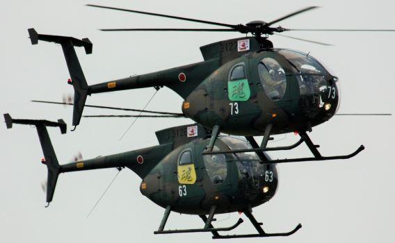 JGSDF Sky Hornets team (3)