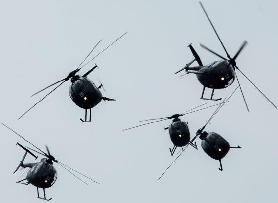 JGSDF Sky Hornets team (5)