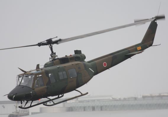 JGSDF Eastern Army Helicopter Sqn UH-1J